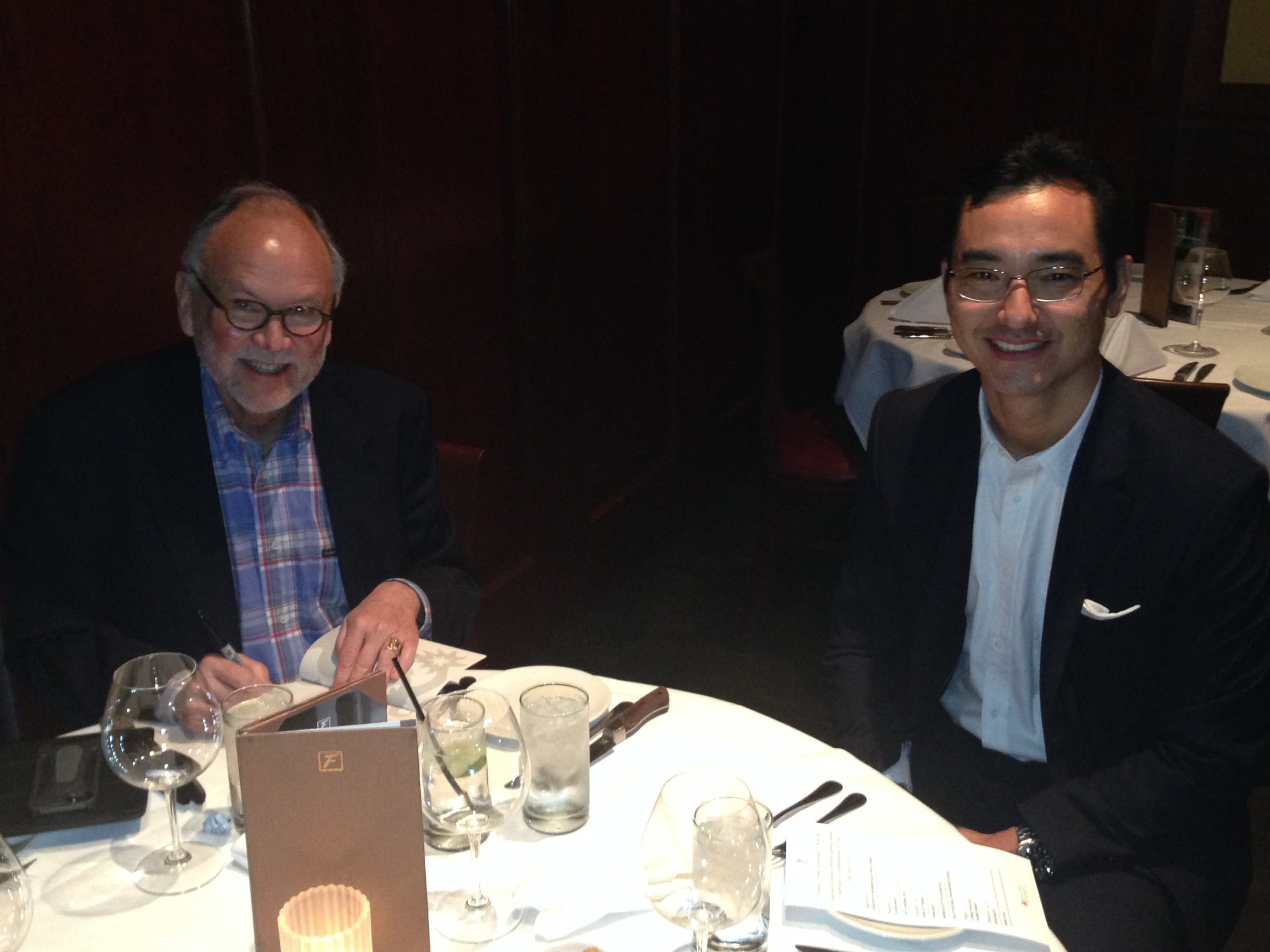 Starbucks and Scale - Reflections from Dinner with District Leaders and Howard Behar