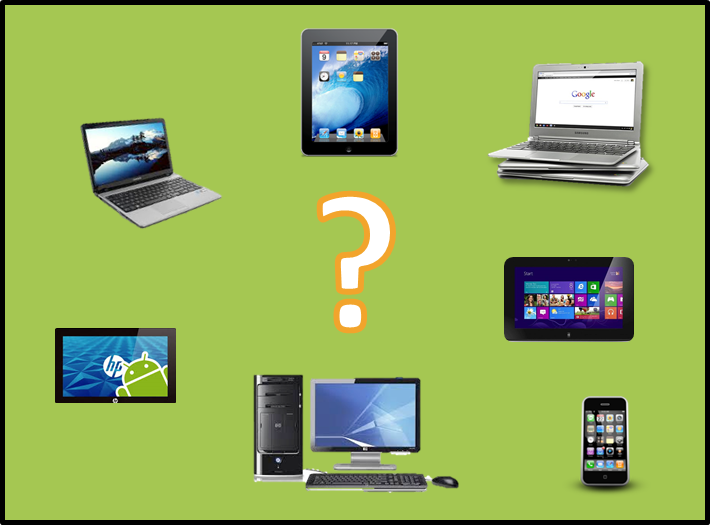 Choosing the Device that Best Suits Your Blended Learning Program Part 2: The Main Contenders