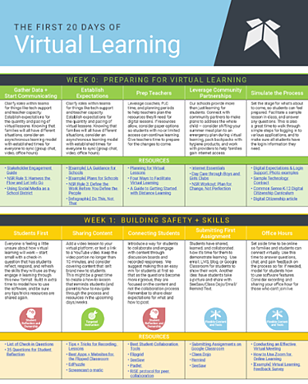 First 20 Days of Virtual Learning