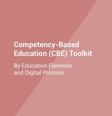 Competency-Based Education toolkit