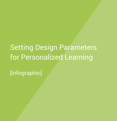 Personalized Learning Design Parameters