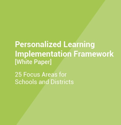 Personalized Learning Implementation White Paper