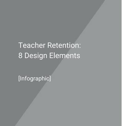 Teacher Retention Inforgraphic