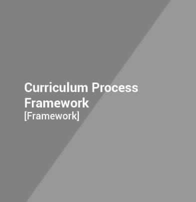 Curriculum Adoption Process