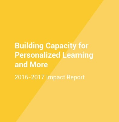 Building Capacity for Personalized Learning and More