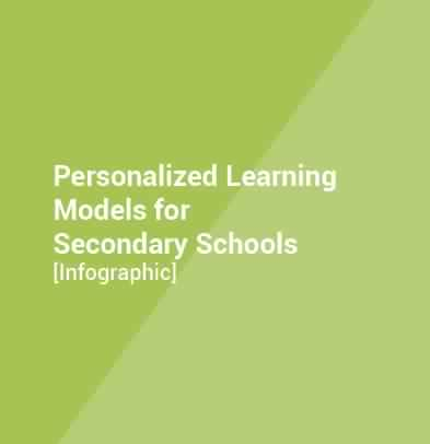 Personalized Learning secondary schools