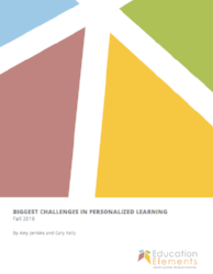The biggest challenges to personalized learning