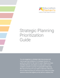 Strategic Planning Prioritization Guide