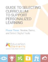 Curriculum adoption checklist part 3