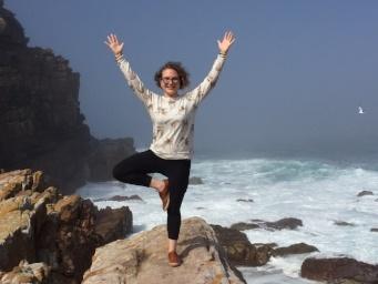 Simma is Yoga savvy