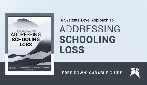 Addressing Schooling Loss Social Share Image