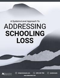 Addressing Schooling Loss cover
