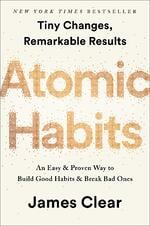 Atomic Habits by James Clear - Book Cover