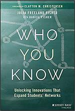 Who You Know by Julia Freeland Fisher - Book Cover