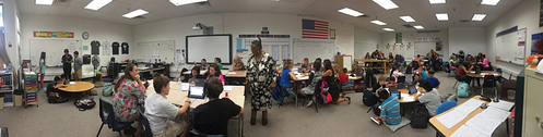 Yuma School District One, Education elements Personalized Learning