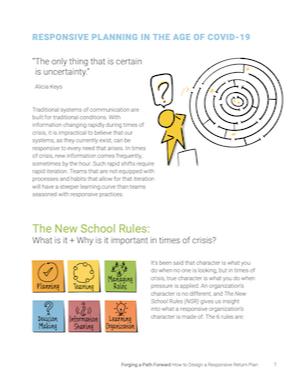 Forging a Path Forward How to Design a Responsive Return Plan LP Image 1-1