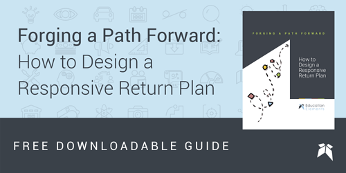 Forging a Path Forward How to Design a Responsive Return Plan Blog CTA