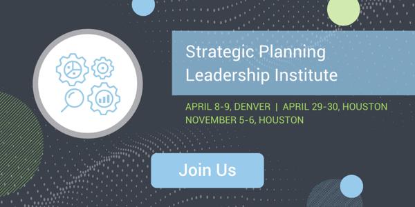 Strategic Planning Institute April 2020 Blog CTA