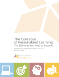personalized learning white paper
