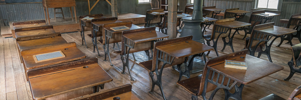 Developing New School Models Blog Header Part One