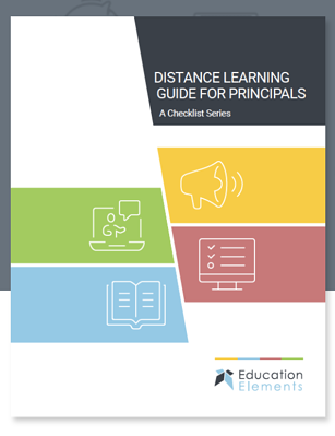 Distance Learning Checklists Cover