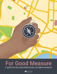For Good Measure - Data Culture Guide cover