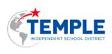 Temple Independent School District Logo