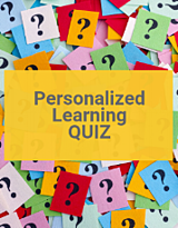 Personalized Learning Quiz