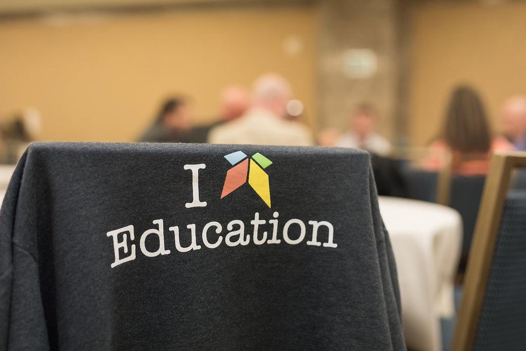I Love Education Sweater