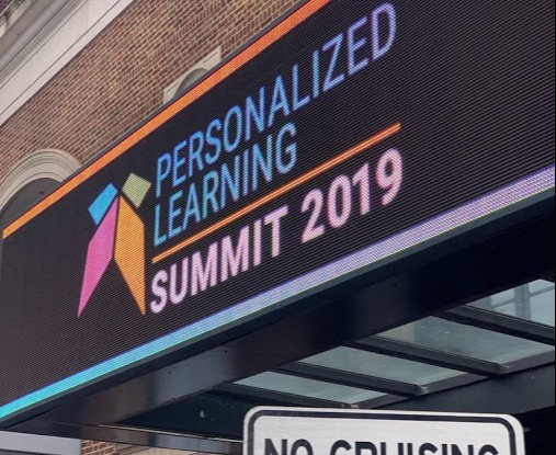 PL summit party sign