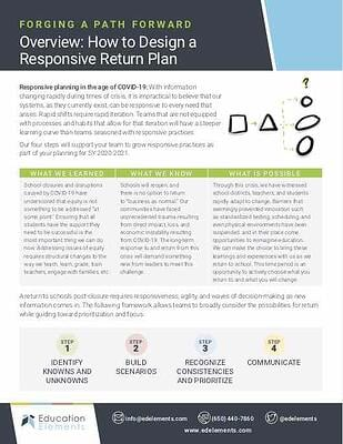 Responsive Return Plan 2 Pager Page 1