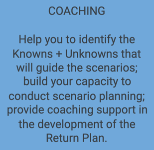 Return Planning - Coaching