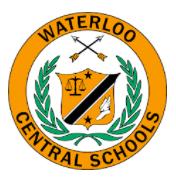 Waterloo Central Schools Logo