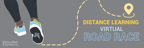 DL Road Race Banner
