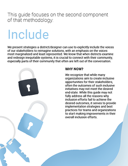 Include: Equitable Inclusion Guide Thumbnail 3
