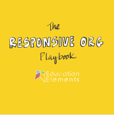 The Responsive Org Playbook