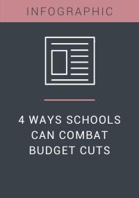 4 Ways Schools Can Combat Budget Cuts Resource LP Cover