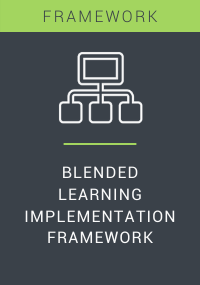 Blended Learning Implementation Framework Resource LP Cover
