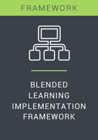 Blended Learning Implementation Framework Resource LP Cover