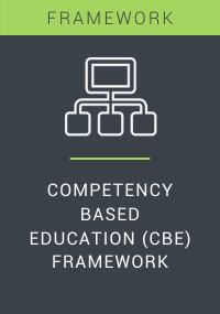 Competency-Based Education Framework Resource LP Cover