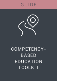 Competency-Based Education Toolkit Resource LP Cover