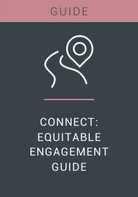 Connect Equitable Engagement Guide Resource LP Cover