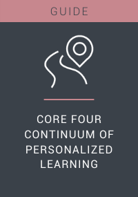 Core Four Continuum of Personalized Learning Resource LP Cover