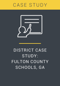 District Case Study Fulton County Schools GA Resource LP Cover