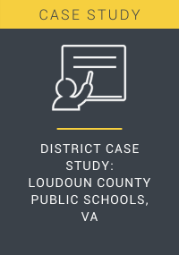 District Case Study Loudoun County Public Schools VA Resource LP Cover