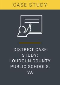 District Case Study Loudoun County Public Schools VA Resource LP Cover
