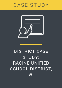 District Case Study Racine Unified School District WI Resource LP Cover