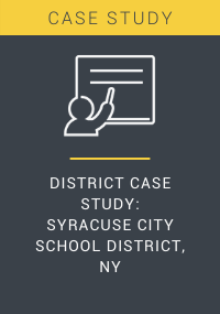 District Case Study Syracuse City School DIstrict NY Resource LP Cover