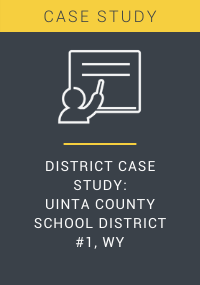 District Case Study Uinta County School District #1 WY Resource LP Cover