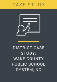District Case Study Wake County Public School System NC Resource LP Cover